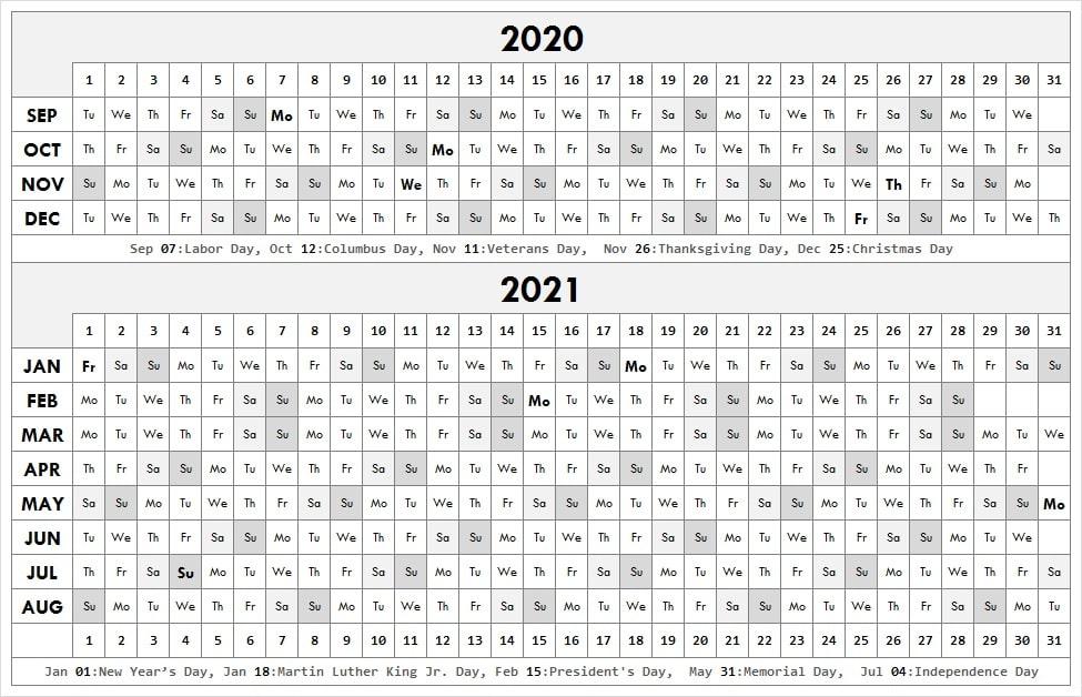 2020 2021 School Calendar Template Academic Calendar 2020 21 In 2020 School Calendar Academic Calendar Calendar Template