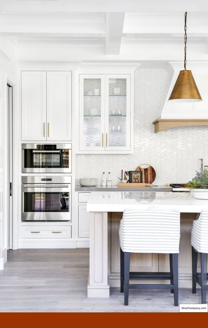 Our collection of crown molding kitchen cabinets diy wooden kitchen