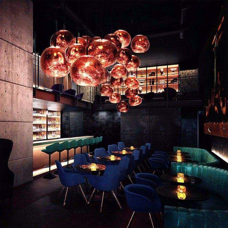 40 Amazing Lounge Bar Design Interior Ideas Cocktail Bar Interior Bar Interior Restaurant Interior