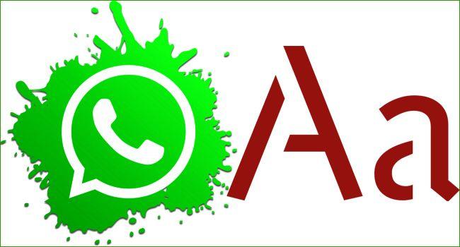 Change The Font in WhatsApp (Görüntüler ile) Uygulamalar
