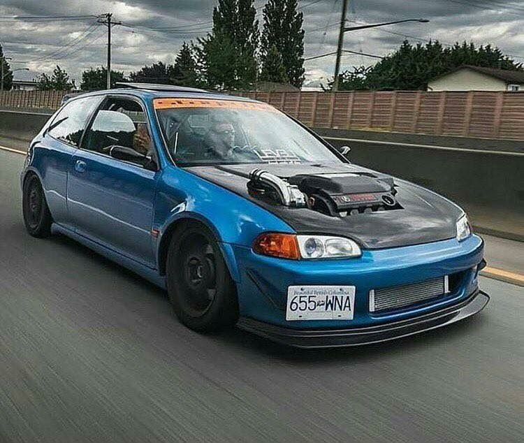 Carmax Acura: #Civic #EG #Modified #Stance