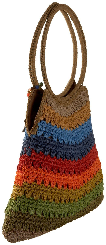 Crochetemoda Blog   Pinterest   Tasche häkeln, Gehäkelte taschen und ...