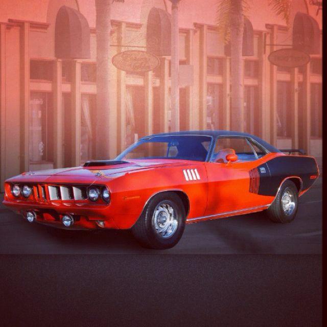 Classic Cars Muscle, Mopar Muscle Cars