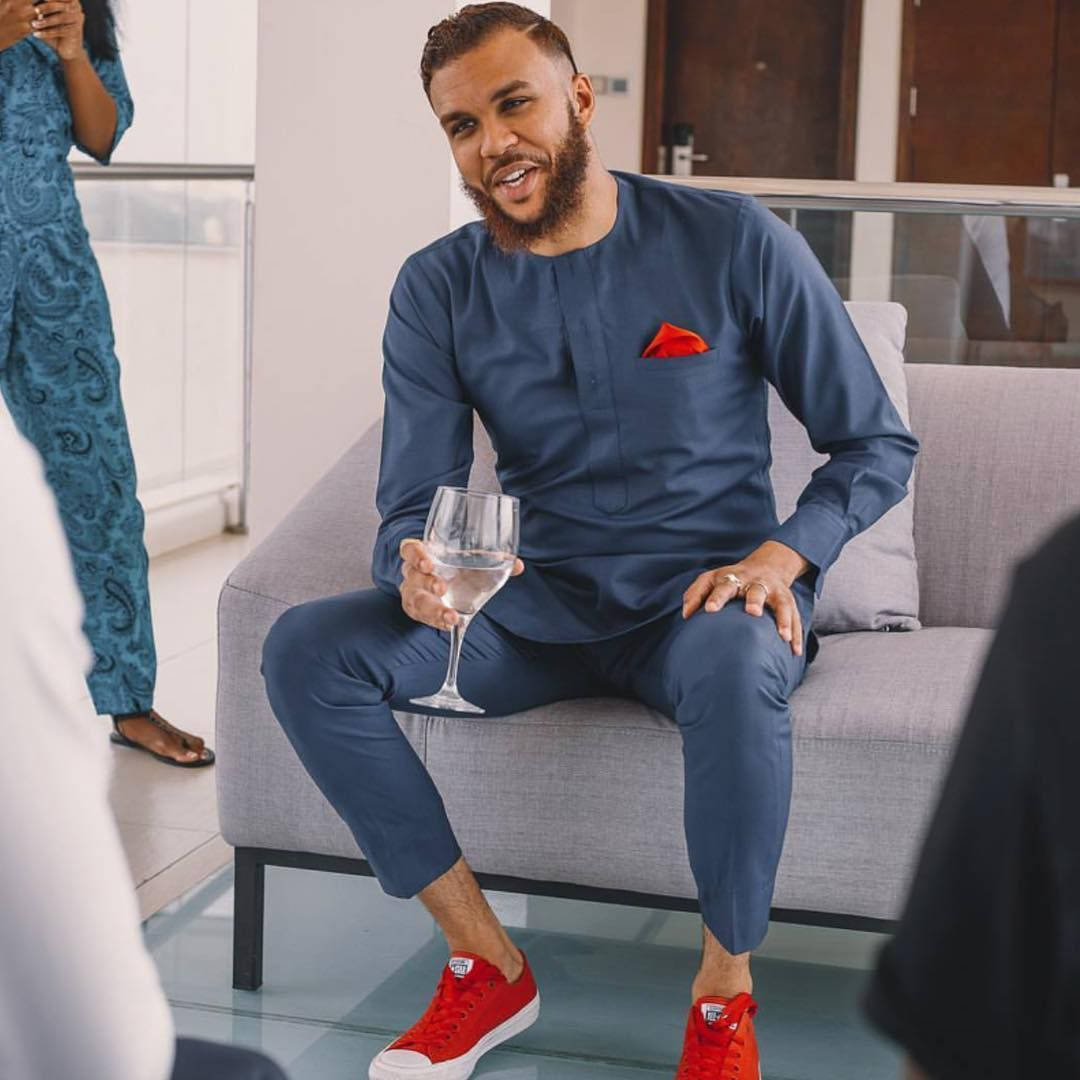 Image result for jidenna african wear