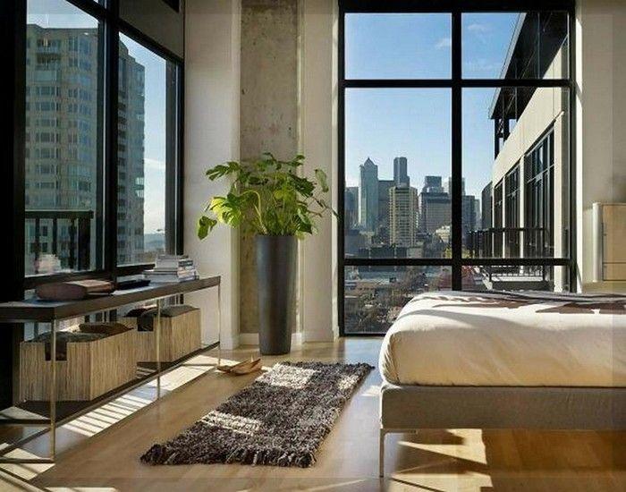 Moderne Fenstergestaltung Schlafzimmer Ideen Haus Design Ideen