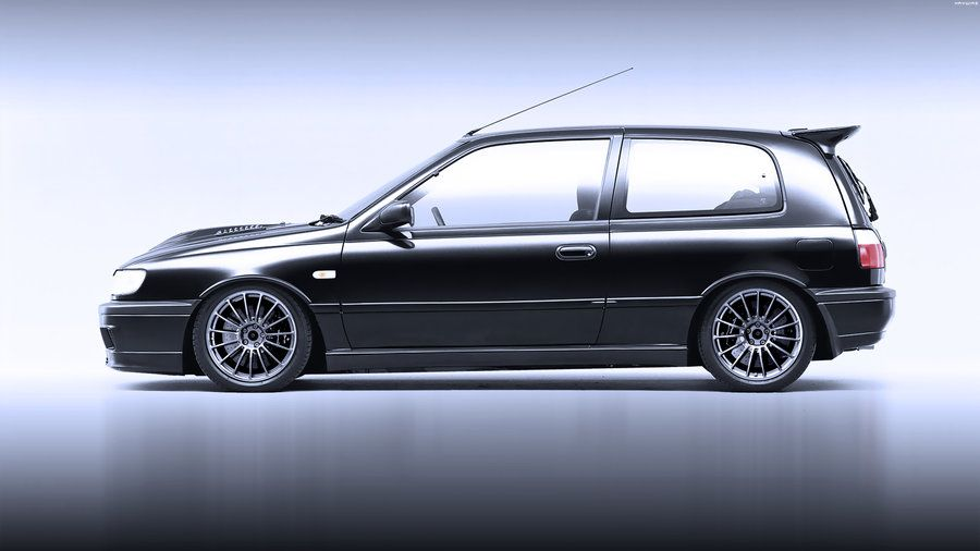 Nissan Pulsar GTI-R, AWD