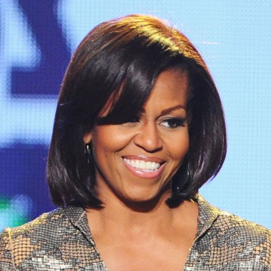 25 chic and trendy hairstyles for women over 40 michelle obama 25 chic and trendy hairstyles for women over 40 pmusecretfo Images