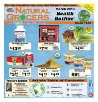 For Reasonable Priced All Organic Produce Organic Grocery Store Visit A Natural Grocers Vitamin Cottage In You With Images Natural Grocers Spicy Salmon Organic Groceries