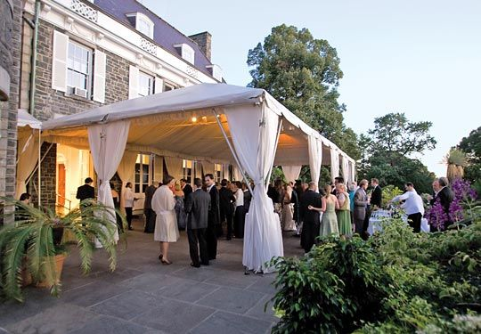 After dinner dancing and drinks will take place on an outside patio. #sparklingeverafter · Tent WeddingWedding ReceptionWedding ... & After dinner dancing and drinks will take place on an outside ...