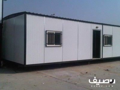 مصنع النخبة الأصيلة للبيوت الجاهزة والصناعات الحديدية Outdoor Decor Garage Doors Home