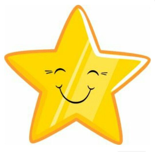 Star Shine Star Clipart Animated Smiley Faces Smiley