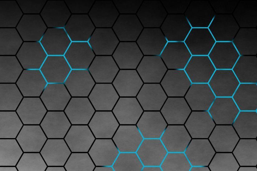 Laptop Wallpapers Hd Honeycomb Wallpaper Laptop Wallpaper Textured Wallpaper Blue and black hexagon wallpaper