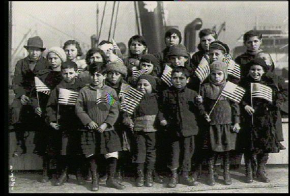 Ellis Island Audio Recordings