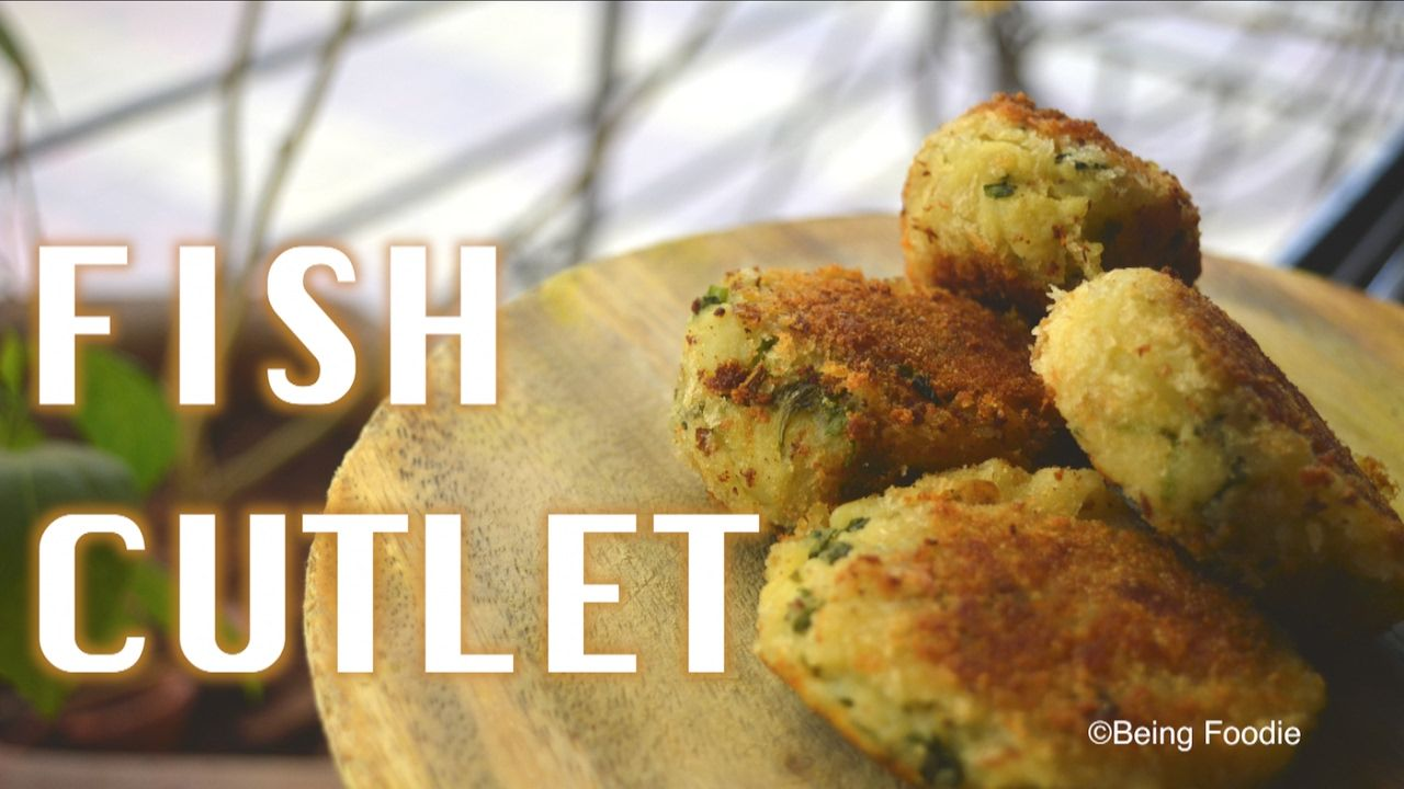 Fish cutlet indian food recipe fish cakes patties fritters an english recipe for indian food tasty and mouthwatering fish cutlet is great accompany for biryani or to any main dish very easy to make and easier to forumfinder Choice Image