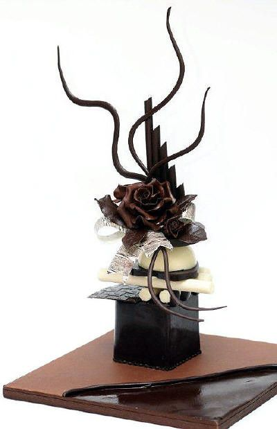 sugar & chocolate art