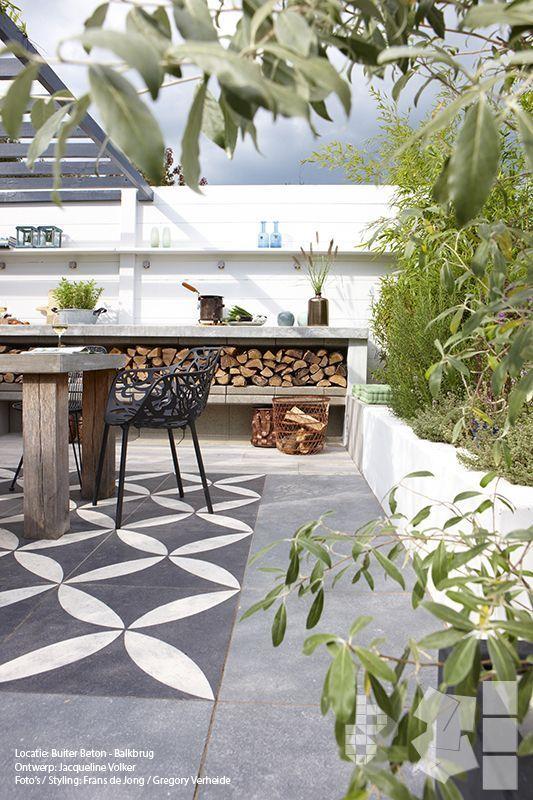 5 tendances pour rendre votre terrasse chaleureuse avec un tapis