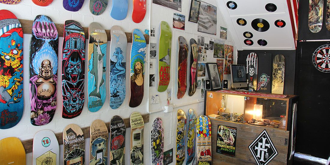 0538b8444c1b The Small Room Skateboard Shop has been owned and operated by Jay Musk for  six years. Jay himself has been heavily involved in the local skate scene  for ...