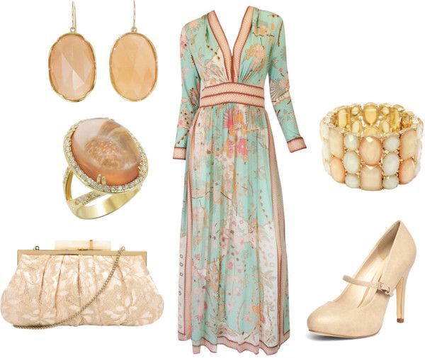 """""""Dream Dress"""" by heike-muller ❤ liked on Polyvore"""