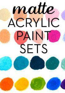 Ceramcoat Acrylic Paint Set
