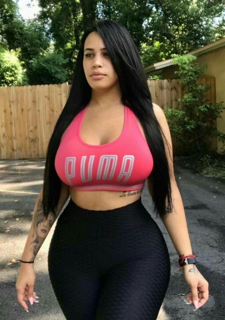 Thick latina sexy