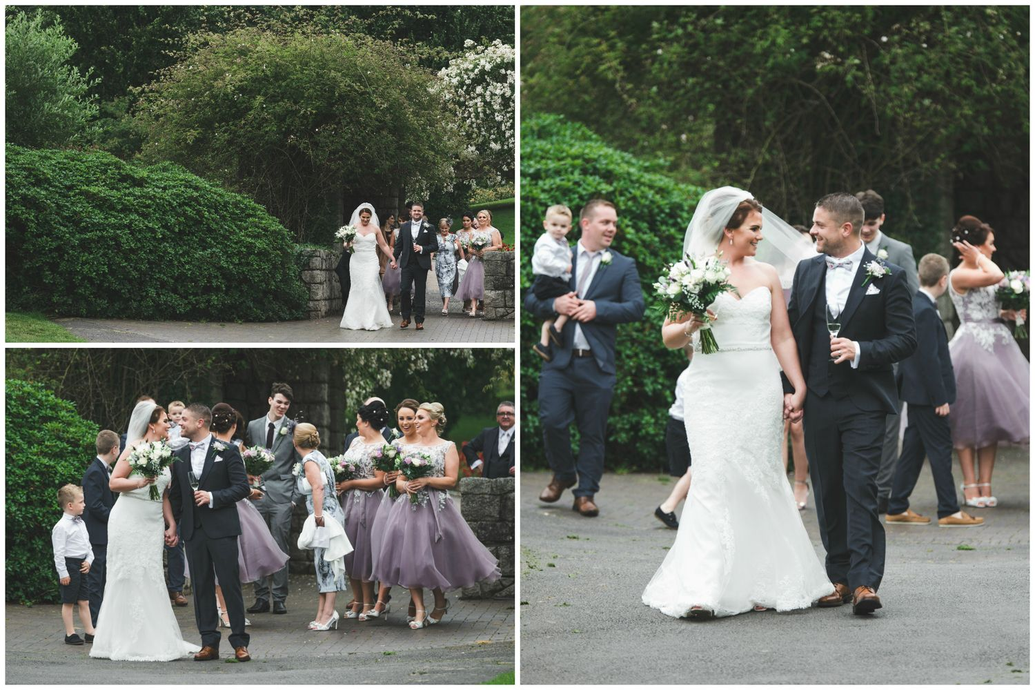 Belfast Wedding Photographer purephotoni lady dixons park