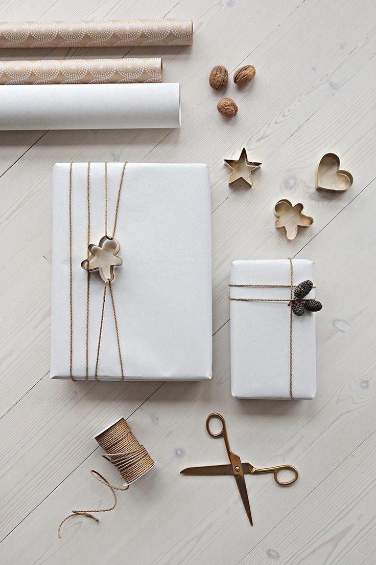 Christmas gift wrapping ideas | Stylizimo
