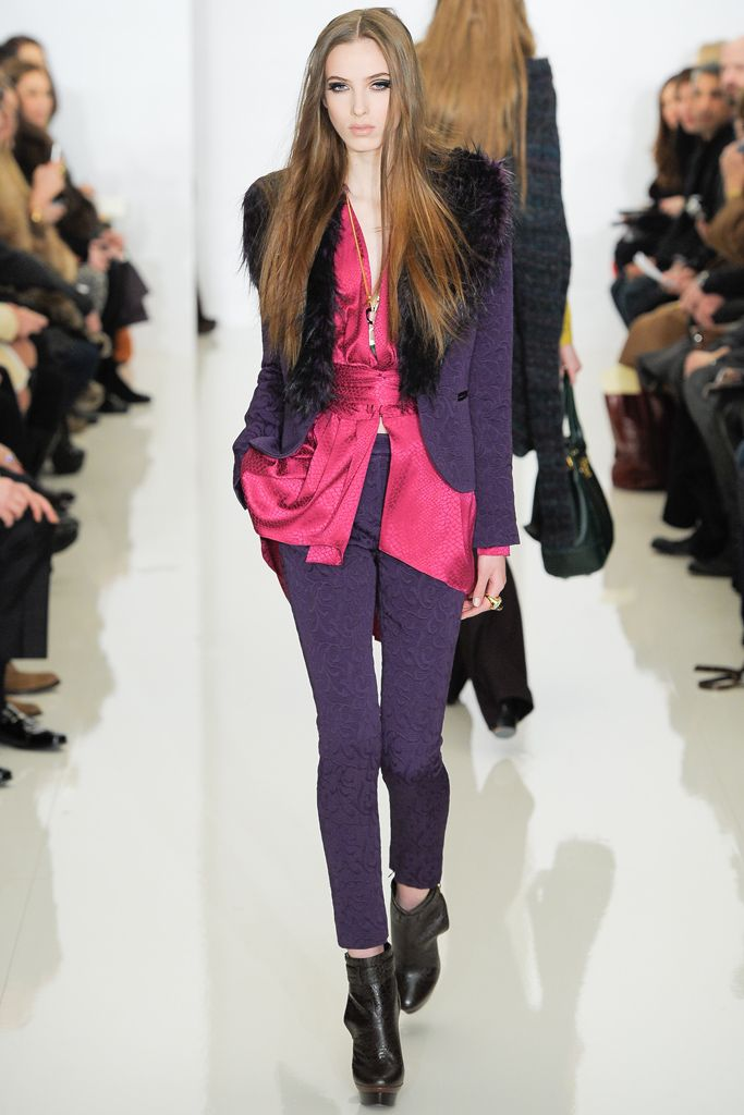 Rachel Zoe | Fall 2012 Ready-to-Wear Collection | Style.com