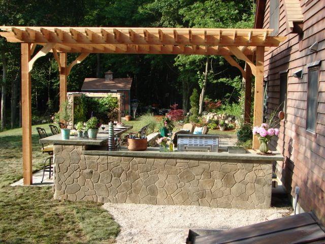 backyard ideas outdoor ideas get hut red hook outdoor kitchens outdoor