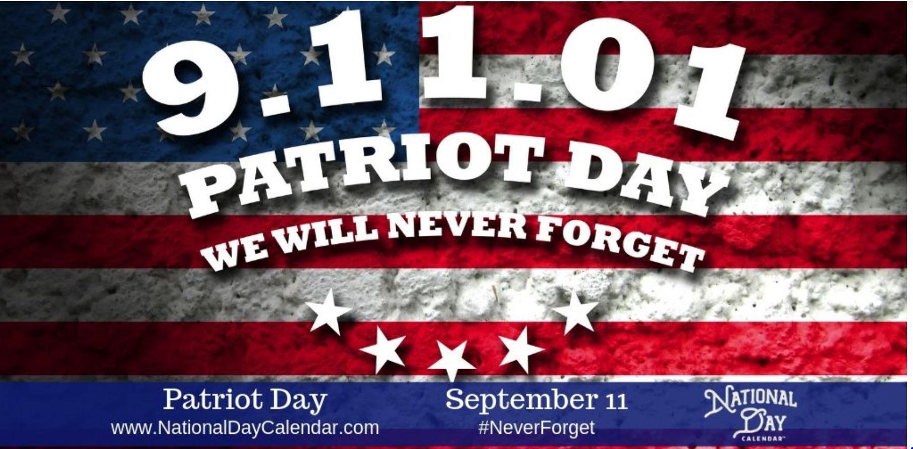 Pin By Linda Gambi On National Holiday Days Patriots Day National Day Calendar National Day