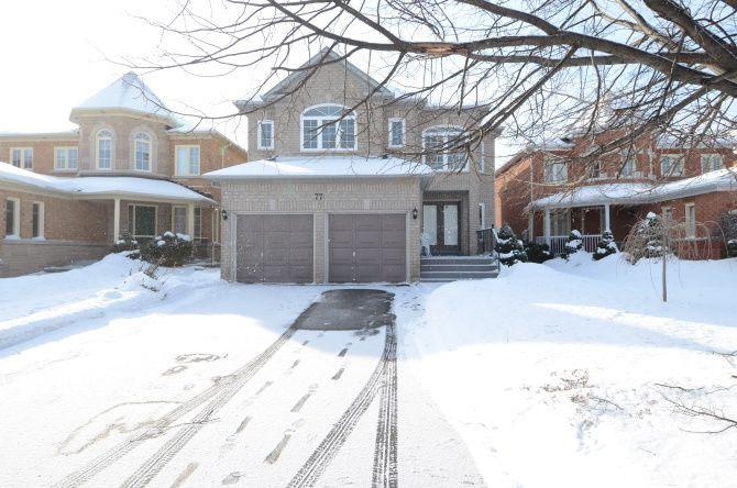 77 Quince Crescent, Markham, Ontario