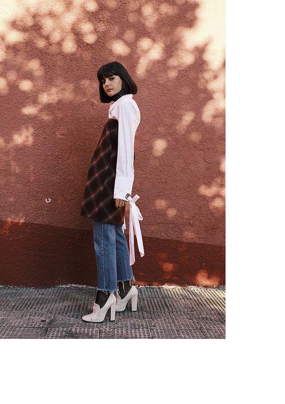 Skirt like a top   María Bernad
