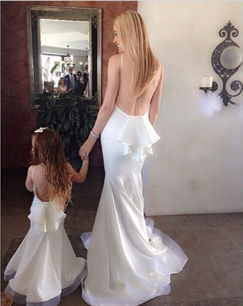 Anne of green gables wedding dress  Click to Buy ucuc Mermaid Backless Summer Couture Wedding Dress Bridal
