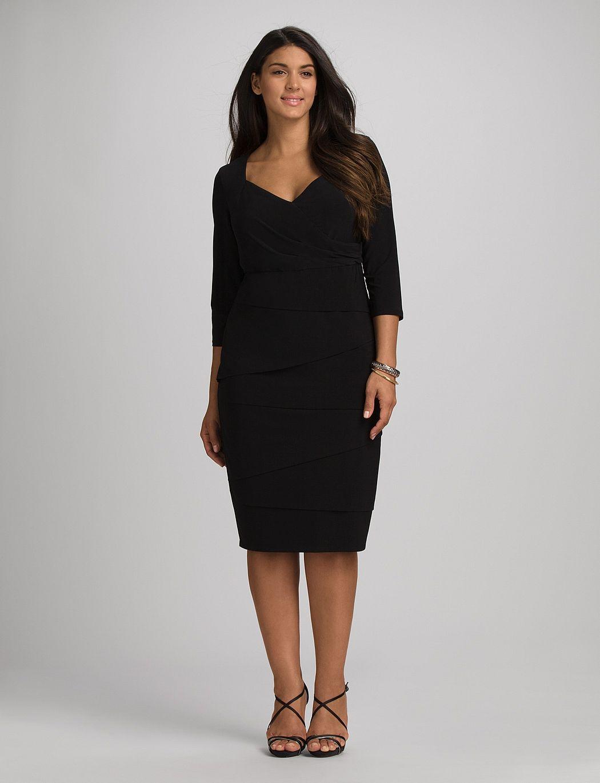 Plus Size | Dresses | Tummy Control Dresses | Plus Size ...
