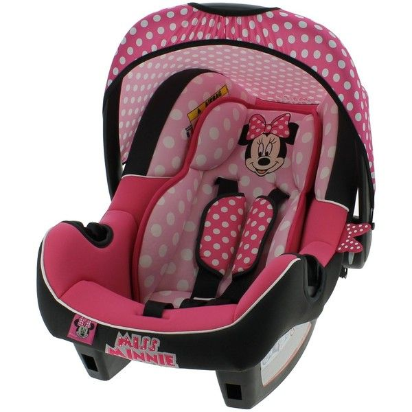 Disney Minnie Mouse Beone Sp Infant Carrier Car Seat Baby Car