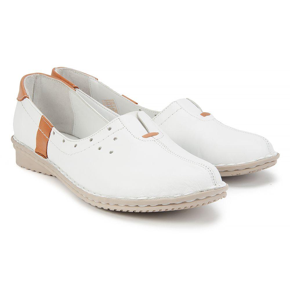 Polbuty Lanqier 38c356 White Polbuty I Mokasyny Buty Damskie Filippo Pl Shoes Fashion Flats