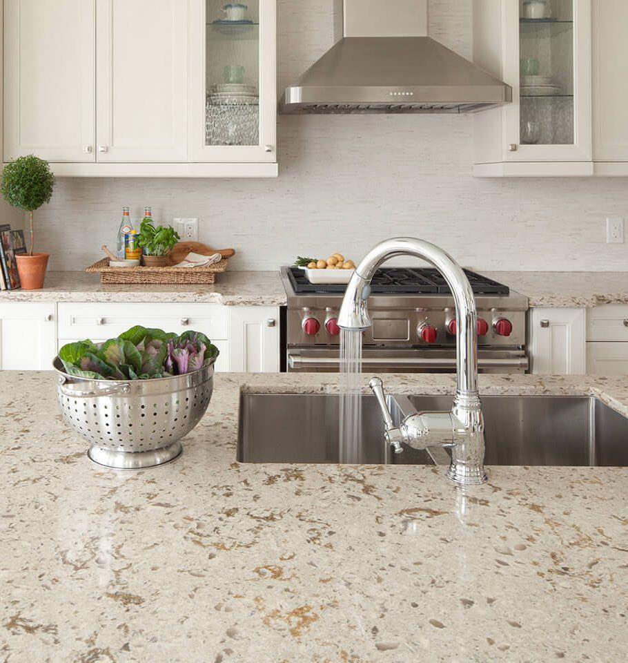 Windermere Cambria Quartz Countertops Cost Reviews In 2020 Quartz Kitchen Countertops White Kitchen Remodeling Outdoor Kitchen Countertops