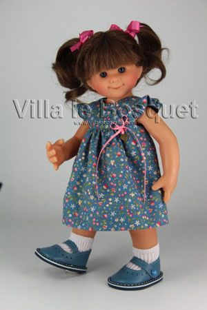 POUPEE ORIGINAL MÜLLER-WICHTEL KIMBERLEY - poupée de collection de Rosemarie Müller