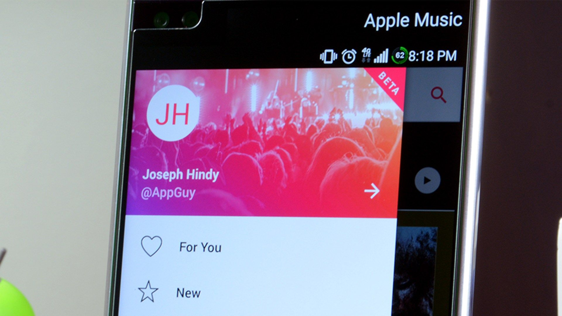 Spotify Lite is lightweight, but probably too barebones