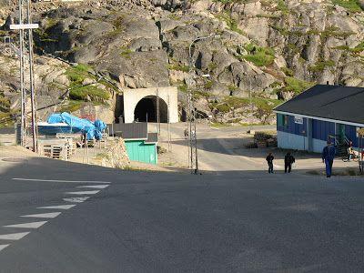 Maniitsoq tunnel