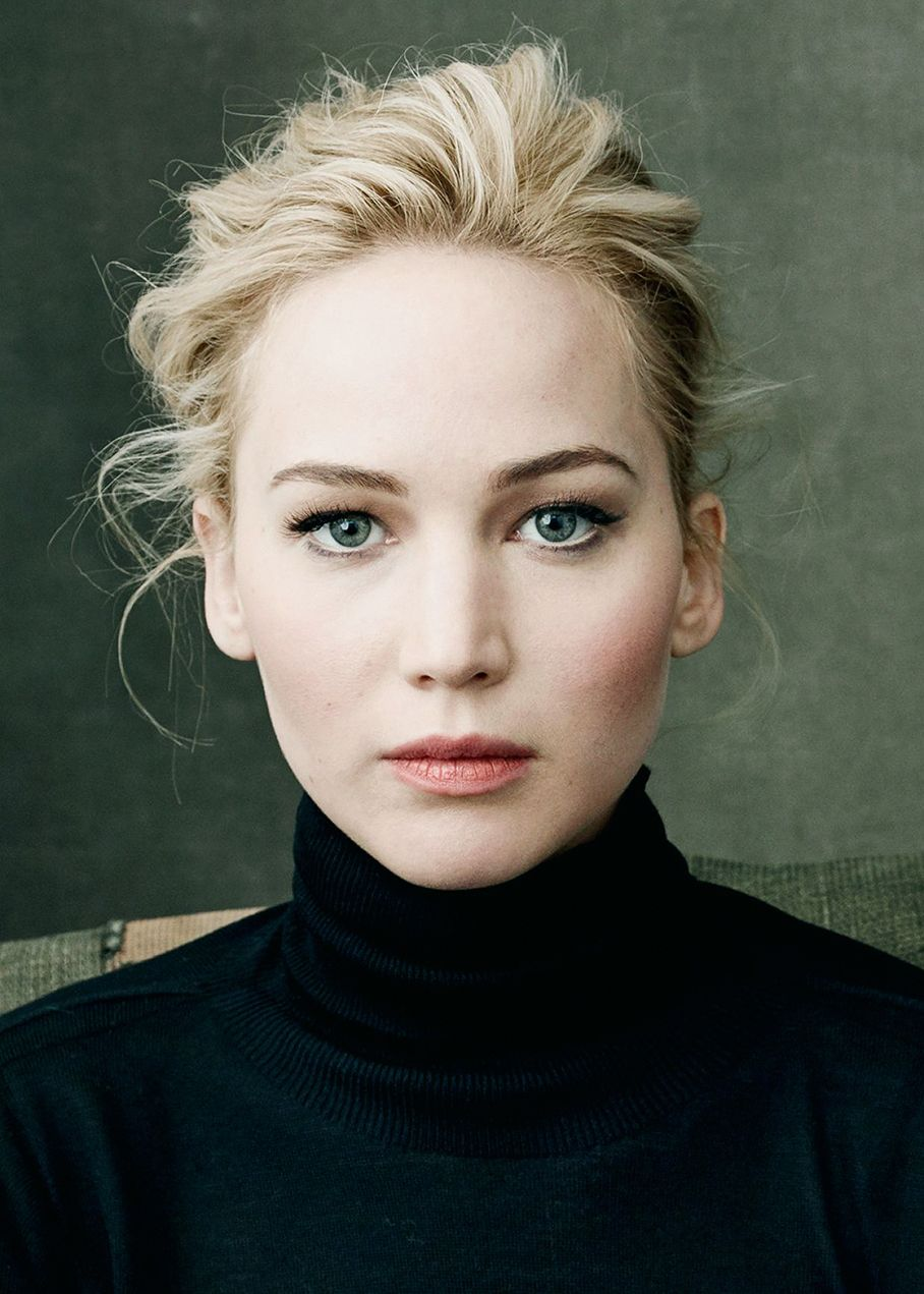 Jennifer Lawrence By Annie Leibovitz