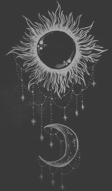 Sun and Moon – # Moon # Sun #and