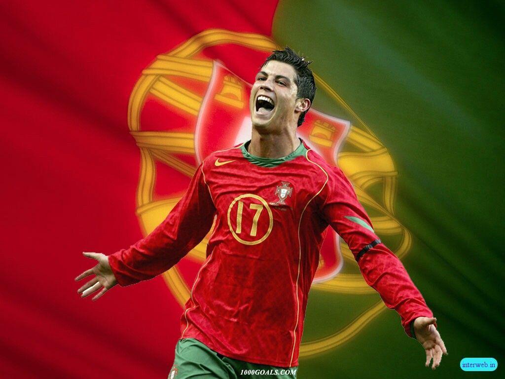 Cristiano Ronaldo HD Wallpapers Backgrounds Wallpaper