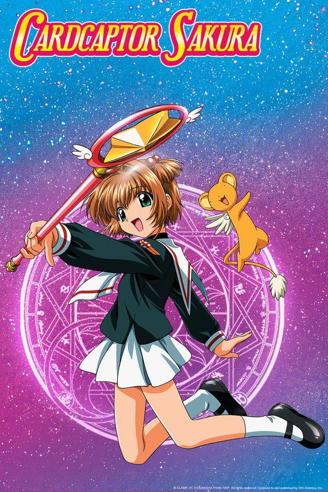 CardCaptor Sakura (TV anime Season 1 ) Anime, Otaku
