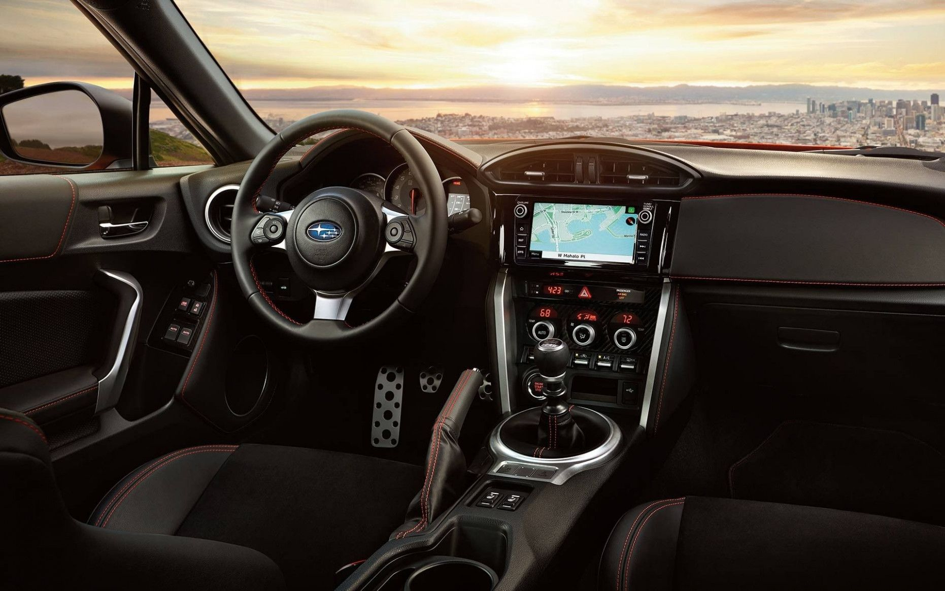 7 Picture Subaru Brz 2020 Interior The Brz Includes A Accepted Affection Set Than Ability Be Accepted In A Sports Car At In 2020 Subaru Brz Subaru Subaru Brz Interior
