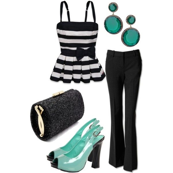 """Friday Fashion: Night at the Opera"" by grace-anderson on Polyvore"