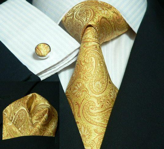 The Golden Wedding Ties