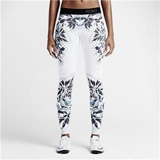 Spodnie Nike Pro Kolekcja Treningowa Nike Mid Season Sale Odziez Damskie Nike Spodnie Tight Of The Mo Summer Workout Outfits Athletic Outfits Workout Attire