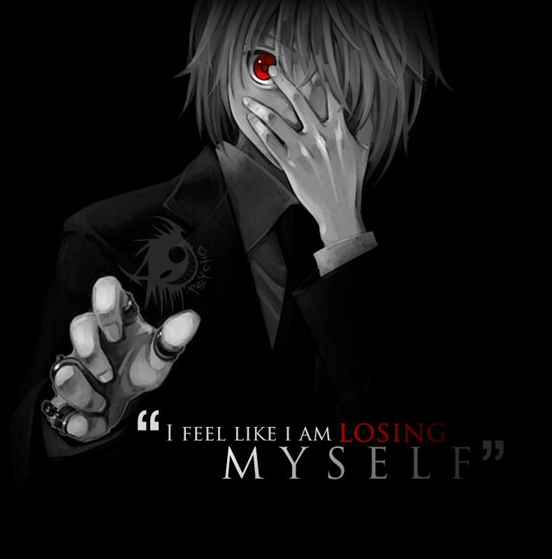 Welcome To Psychotic Blog Of Psycho Quotes Sad Anime Quotes