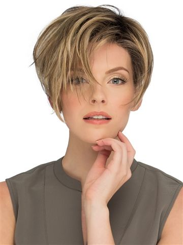 Perry, Synthetic Front Lace Line Wig by Estetica Designs