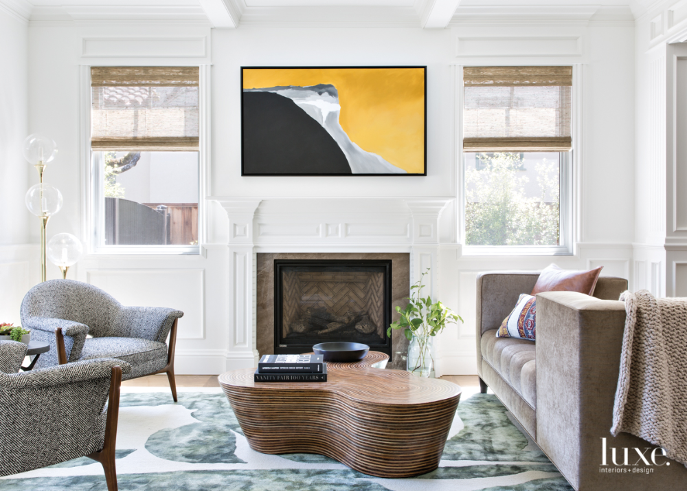 A Craftsman-Style Home Bristles With The Energy Of A Young Family | Luxe Interiors + Design